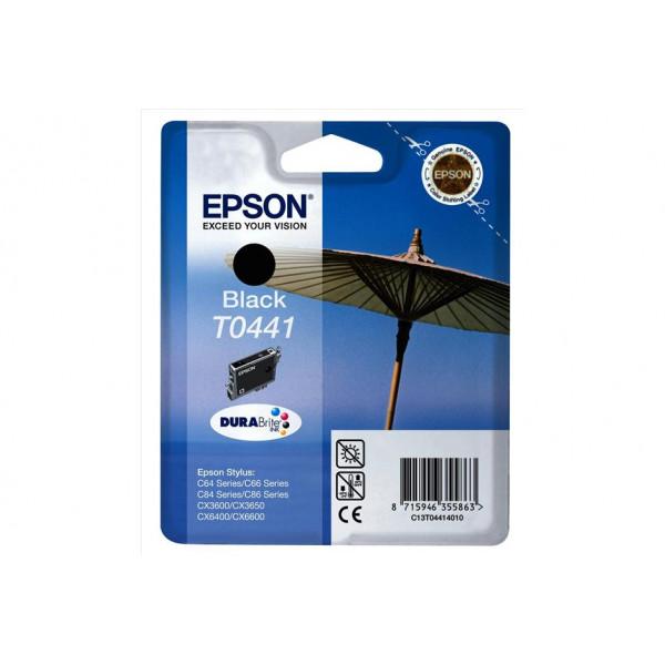 EPSON INK/T0441 Parasol 13ml BK C13T04414010