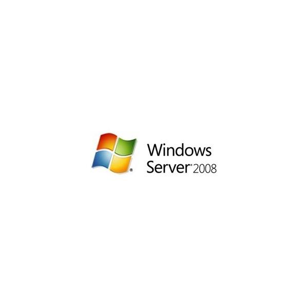 HP e Microsoft Windows Server 2008 Remote Desktop Services User 5 cal Lic 599190-B21