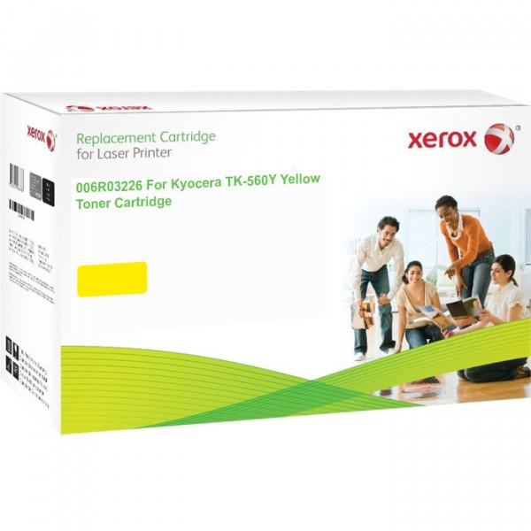 XEROX Toner Cartridge xerox TK-560Y Yellow 006R03226