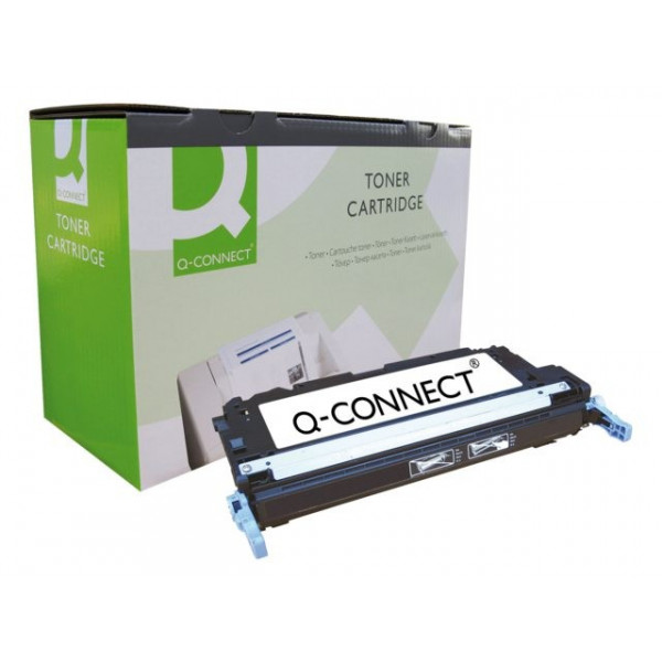 Q-Connect Tonercartridge HP Q7560A black 3000BQCN