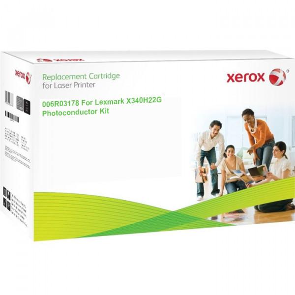 XEROX Zwarte toner cartridge Lexmark X340H22G 006R03178