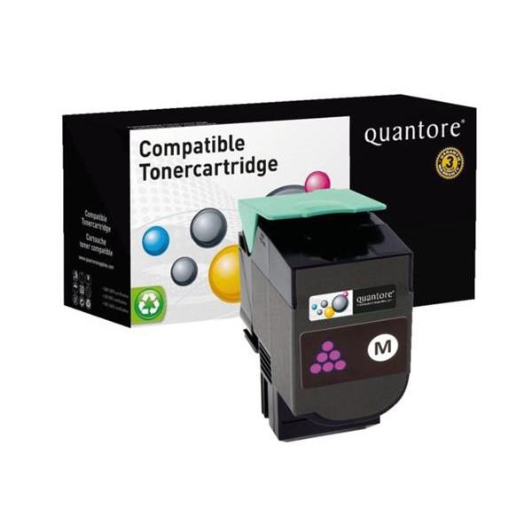 QUANTORE Toner cartridge Lexmark 80C0S30 351503-043091