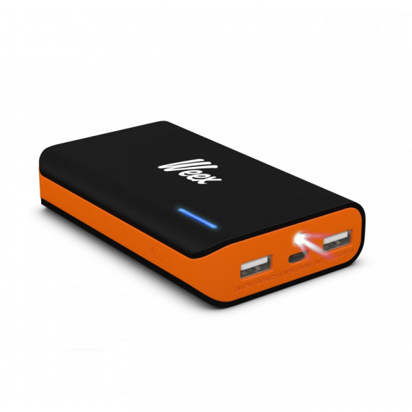 WEEX Enjoy 6600mAh Black/Orange WEEX/ENJOY