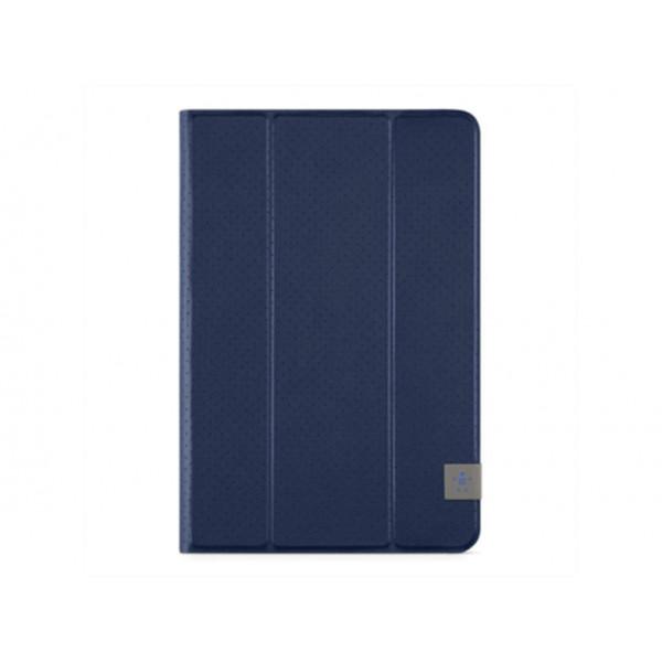 BELKIN Tri-Fold Folio iPad mini Blue F7N323BTC02