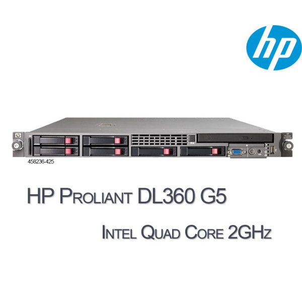 HP proliant DL360 G5 458236-425