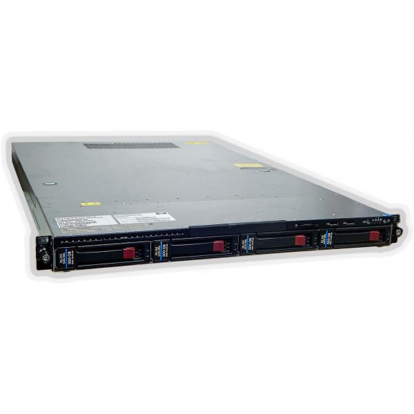 HP StorageWorks D2D2502I EJ001B