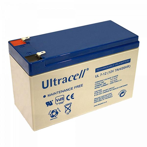 ULTRACELL Accu UL7-12