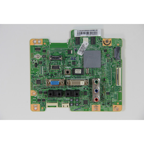 "SAMSUNG output/input board for ED46D/46"" LED FullHD F85I50402"