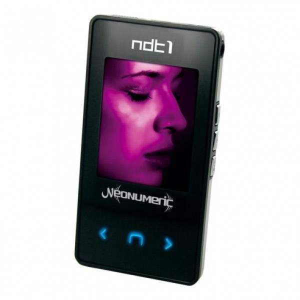 "Neonumeric MP3 2GB witch LCD 1.8"" NDT1"