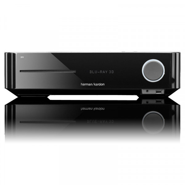 HARMAN KARDON Home cinema 2.1 reciever with 3D blu-ray player BDS 270 BQ/230-B2