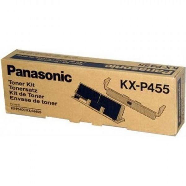 PANASONIC toner black KX-P455