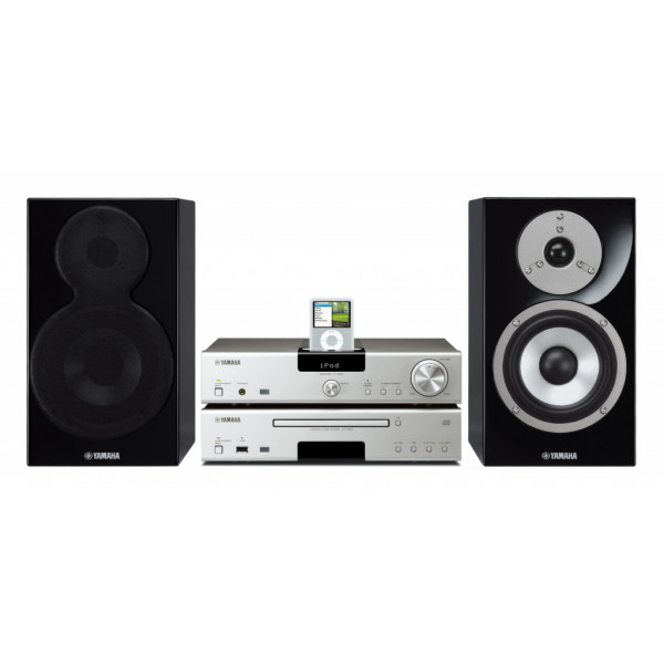 YAMAHA Receiver R1330 CD player CD1330 and 2X Speakers NSBP400 R-1330