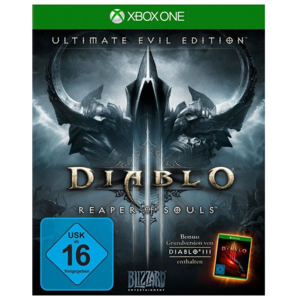 BLIZZARD Diablo 3 Ultimate Evil Edition