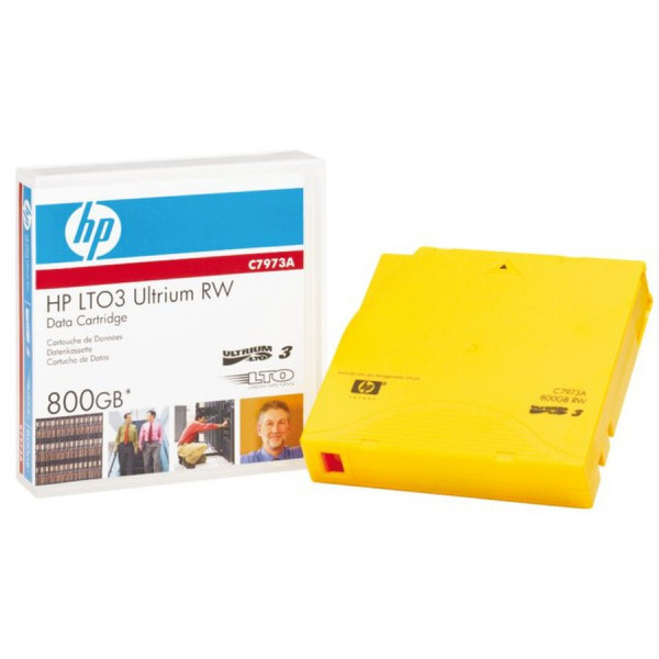 HP LTO-3 ultrium RW C7973A