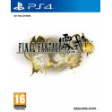Square Enix final fantasy TYPE-0 HD day one edition