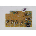 HP High voltage transfer PC board assembly RM1-5475-000CN