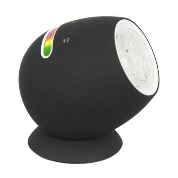 Ranex moving colors LED moving colors lamp black bluetooth USB 6000.552