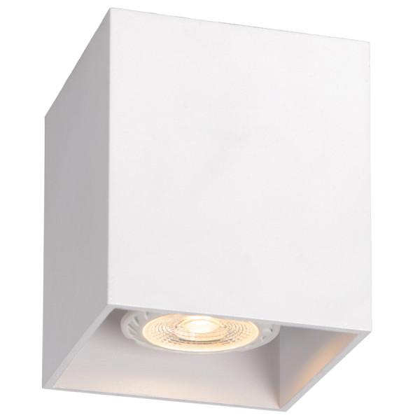 LUCIDE bodi Ceiling spot Ø 8 cm GU10 White 09101/01/31