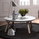 Laforma Priti Table lamp Gray