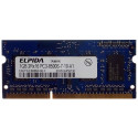 ELPIDA 1GB PC3-8500 DDR3-1066MHZ non-ECC Unbuffered CL7 204-PIN SODIMM Dual Rank Memory Module EBJ11UE6BBS0-AE-F