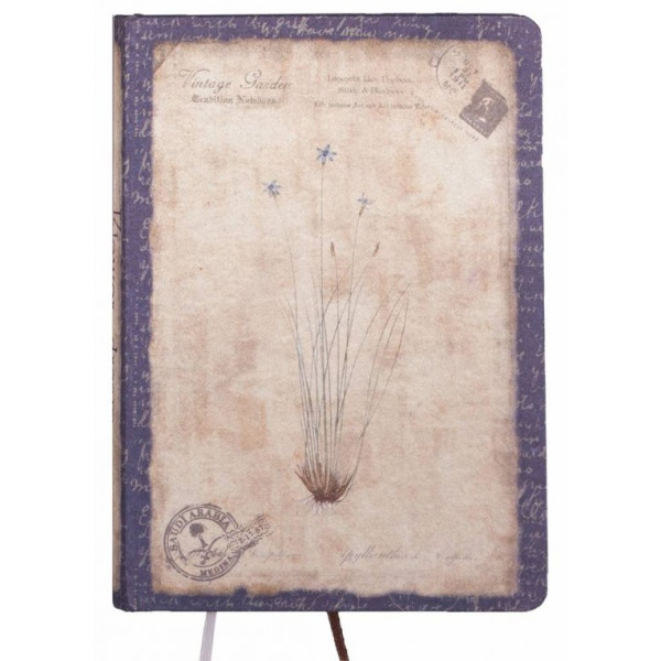 Dreamnotes note book nature 13 x 18.5 cm purple D8026-3