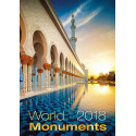 Helma World Monuments 2018 Calendar