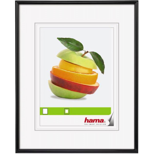 HAMA Sevilla-photo frame-photo size 10X15CM-BLACK 66218