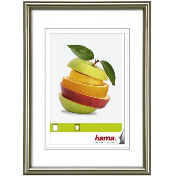 HAMA Sevilla-photo frame picture size 7x10 cm-grey 00066455