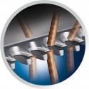 REMINGTON PrecisionCut Precision Steel HC5300