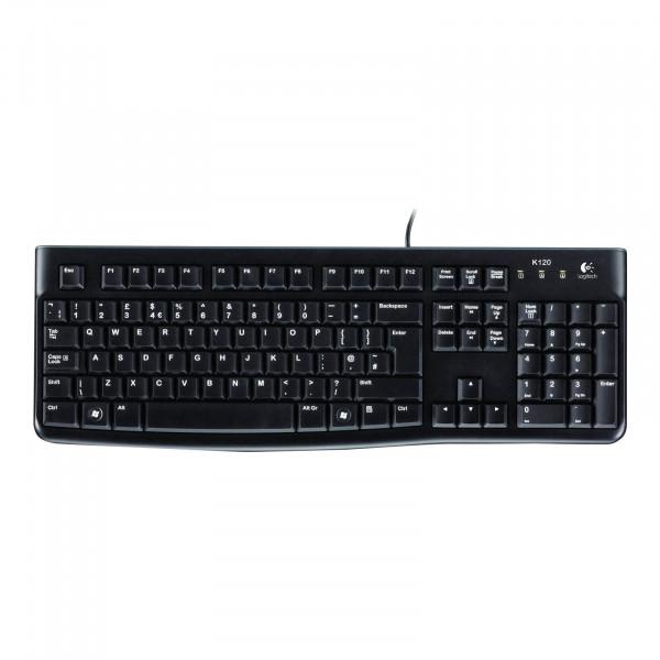 LOGITECH desktop MK120 portugues USB Keyboard/RAT 920-002547