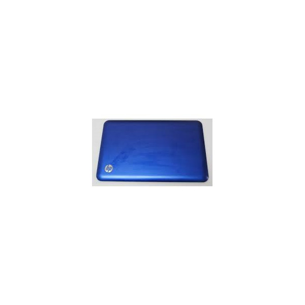 HP Mini LCD top cover + bezel with glass 593488-001