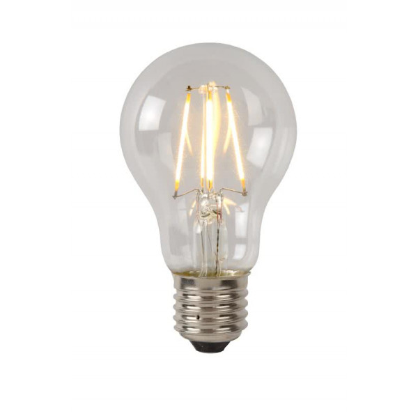 LUCIDE LED bulb Filament lamp Ø 6 cm LED Dimb 1X5W 2700K Transparent