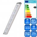 SMARTWARES smartlight LED kastverlichting onderbouw met deursensor 2X 10.053.51