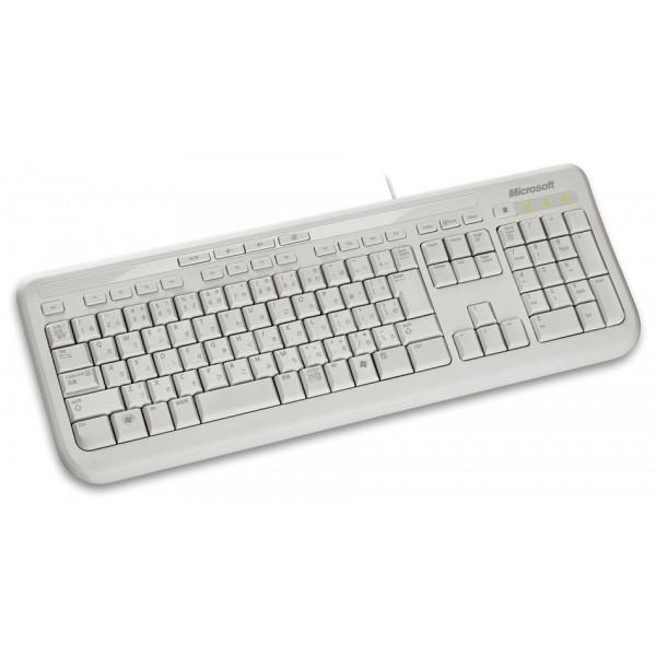 MICROSOFT Wired Keyboard 600 QWERTZ German ANB-00028