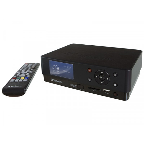 VERBATIM MediaStation HD DVR 1TB 47540