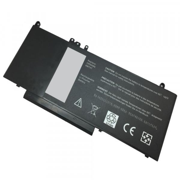 DLH battery li-pol 7.4V-6850MAH-51WH black DWXL2220-B051Y3