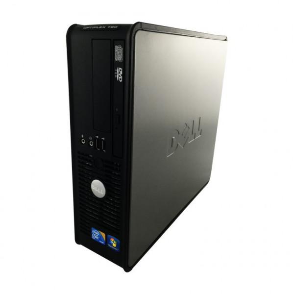 DELL computer Optiplex 780 CORE2DUO E7600 3.1 GHz 4GB RAM 160GB HDD Optiplex780-2
