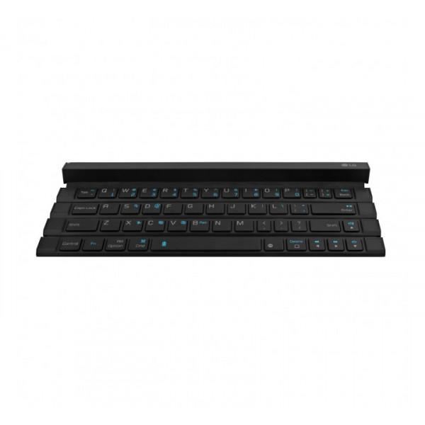 LG Rolly Keyboard KBB-700 AZERTY KBB-700.AGFSBK
