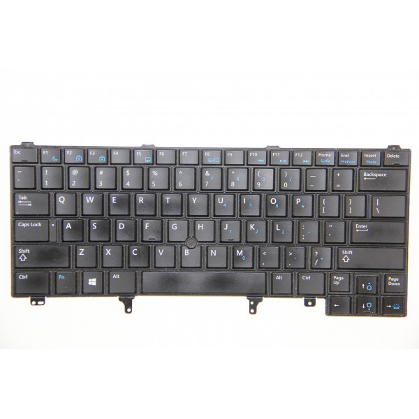DELL Latitude E6440 Keyboard QWERTY US 04CTXW