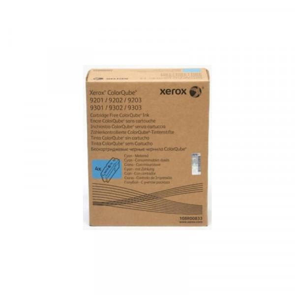 XEROX Tonerkartusche (Cyan 4-PACK) 108R00833