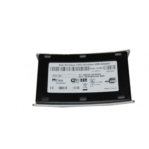 DELL wireless 1450 Wireless USB Adapter D1450U