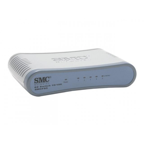 SMC Networks Fast Ethernet Switch SMCFS5