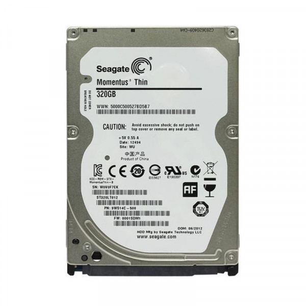 HP Scanjet 7000N hard drive L2709-60005