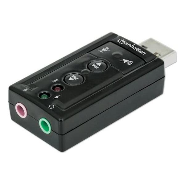 Logilink USB-geluidskaart 7.1-kanaals USB UA0078