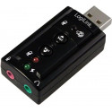Logilink USB Soundcard 7.1 channel USB UA0078