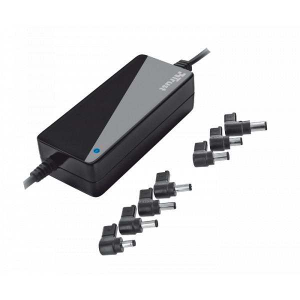 TRUST Primo Universal 70W Laptop Charger black 19134