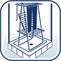 LEIFHEIT Tower 340 Droogtoren Metaal Wit