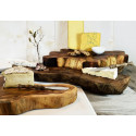 Bowls and Dishes Pure Wood Tapas Shelf Teak 45-50CM TW1550