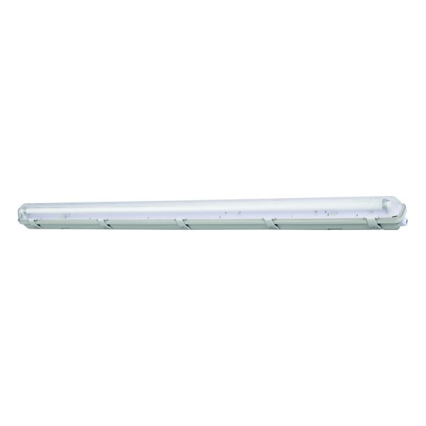 SELECT PLUS splashproof TL fixture 36W 3100 lumen Daylight 6400K IP54