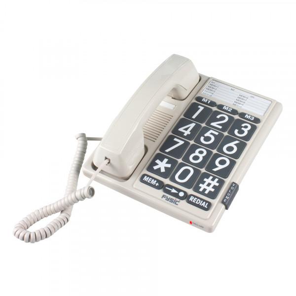 FYSIC Big Keys Phone FX-3100